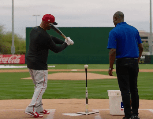 Albert Pujols Hitting Mechanics