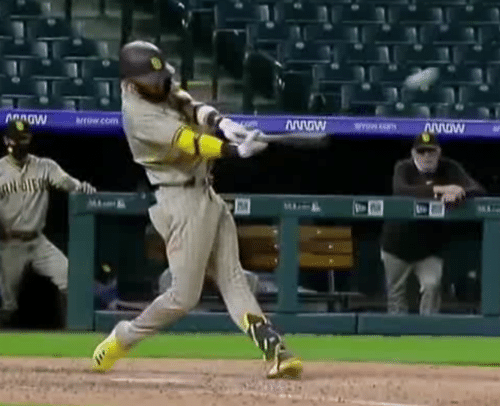 Fernando Tatis Jr. Hitting Mechanics