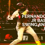 Fernando Tatis Jr Baseball Swing Analysis Part-2 YouTube Thumbnail