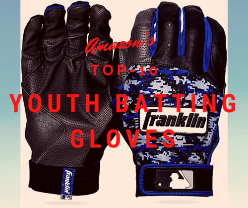 Youth Batting Gloves - Amazon's Best