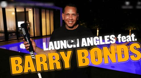 Baseball Swing: Alex Rodriguez Interviews Barry Bonds