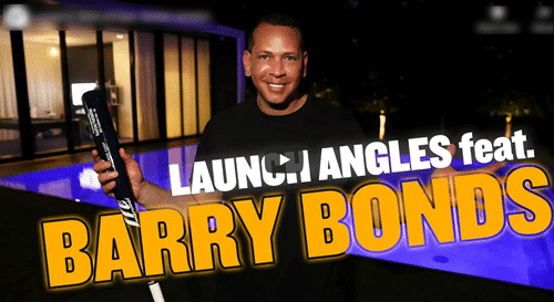 Baseball Swing: Alex Rodriguez Interviews Barry Bonds