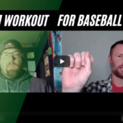 Forearm Workout For Baseball Players