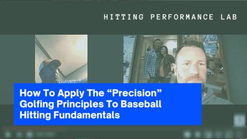 Baseball Hitting Fundamentals