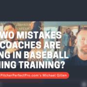 Baseball Pitching Training