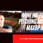 Mini wiffle Ball Pitching Machine MaxBP Reviews