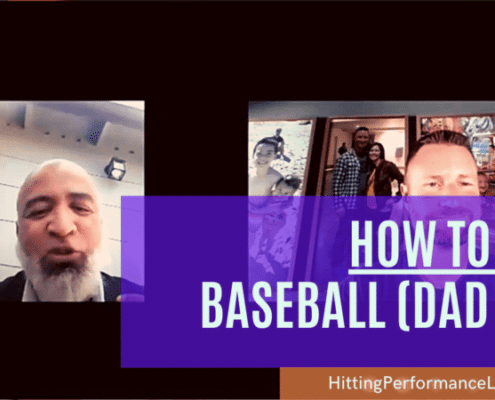 How To Hit A Baseball Interview